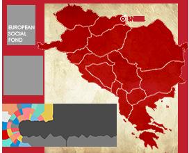 My Home s.r.o. - mapa našeg prisustva u Europi