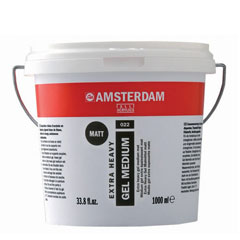 Mat medium AMSTERDAM Extra Heavy 1000ml