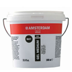 Mat medij gel AMSTERDAM 1000ml