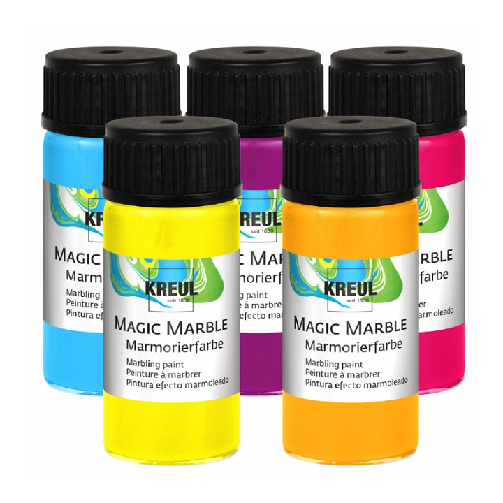 HOBBY Line Magic Marble 20 ml - Metallic Red