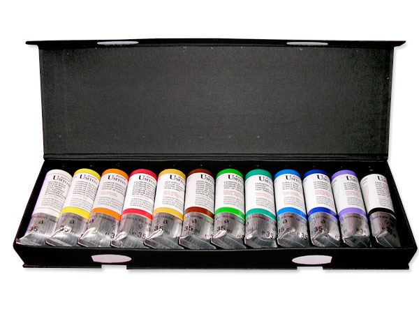 Set tempera Umton T-92 12x35ml