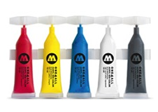MOLOTOW rezervno polnilo ONE4ALL – Striptubes 5 x 10 ml