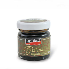 Antična patina - bitumen - 30 ml