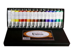 Set oljnih barv Umton O-91 15x20ml B
