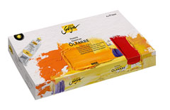 Oljne barve Finest Artists Solo Goya set 8x55 ml