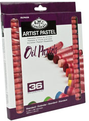 Oljni pasteli Royal & Langnickel  SET36