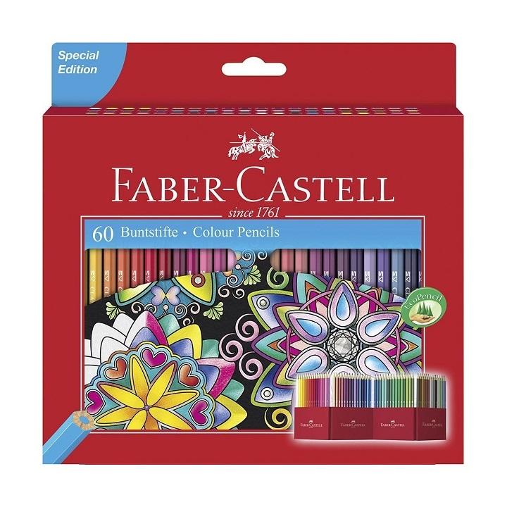 barvice castell set special edition 60 barv. Black Bedroom Furniture Sets. Home Design Ideas