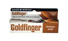 DR goldfinger antična pasta - antique gold