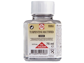 Topilo terpentin olje rectified TALENS 75ml