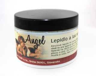 Lak + lepilo za decoupage ANGEL