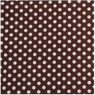 Serviete za decoupage Brown dots - 1 kos