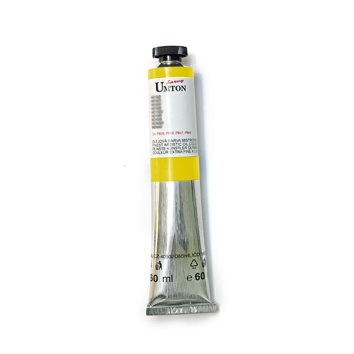 Oljna barva Umton 60 ml - Cadmium yellow light