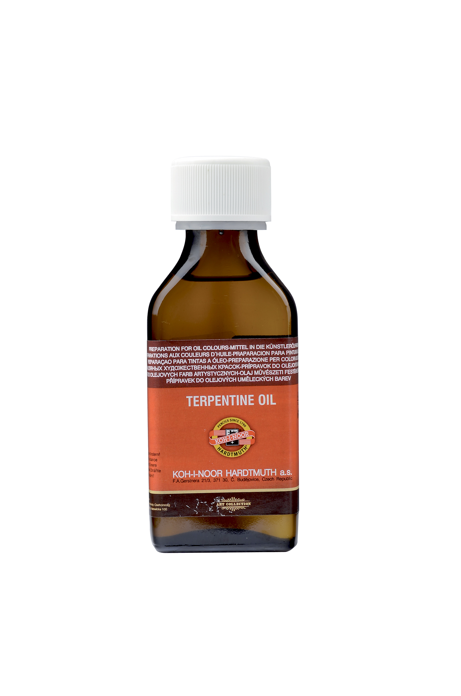 Terpentinovo olje 100ml